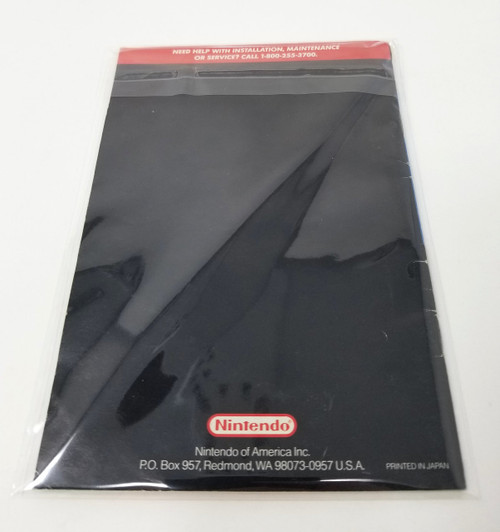 Super Nintendo & Nintendo 64 Manual and Insert Bags