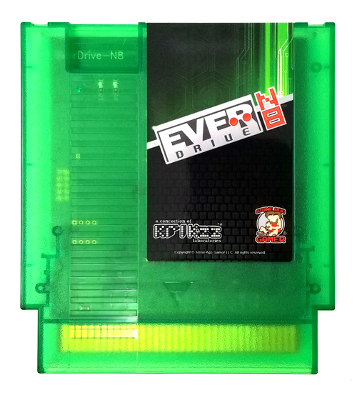 EverDrive-N8 (Peppermint) [NES]