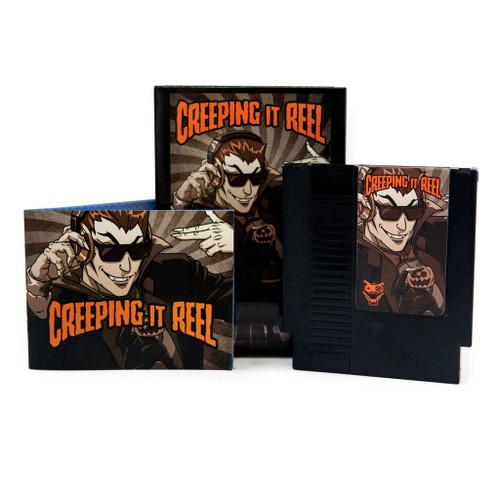 Creeping it Reel - Nintendo NES Homebrew Game