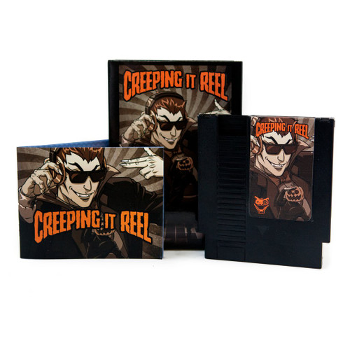 Creeping it Reel - Nintendo NES Homebrew Game