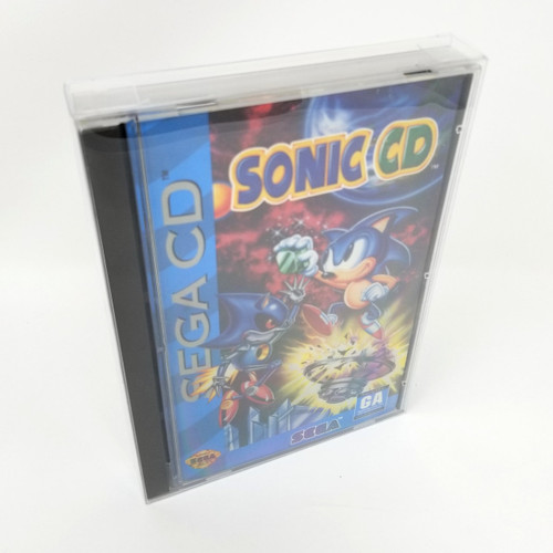 Sega CD / Sega Saturn Case Protector