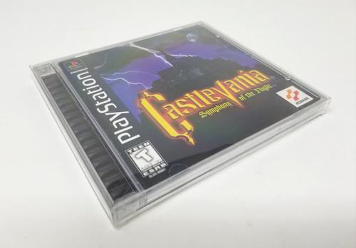Single CD Protectors - PS1, DreamCast, ect