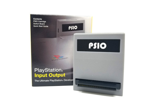 PSIO (PlayStation Flash Cart)