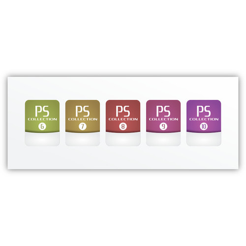 PSIO SD Card Label Pack (6 - 10)