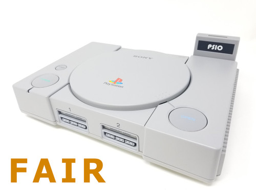PSIO + Pre-modded PlayStation Console Bundle [Fair Condition]