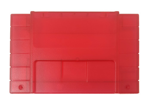 *RUBY* Super EverDrive / SD2SNES / FXPak Pro  North American Cart Shell