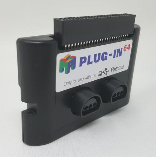 Nintendo 64 Adapter for Retrode 2 - Rip & Play N64 Roms