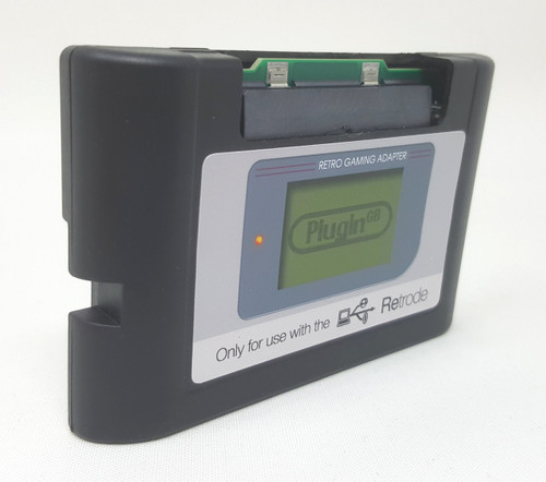 GameBoy Adapter for Retrode 2 - Rip & Play GB, GBC, GBA Roms