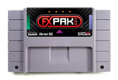 FXPAK Pro (Classic Gray) [N. America]