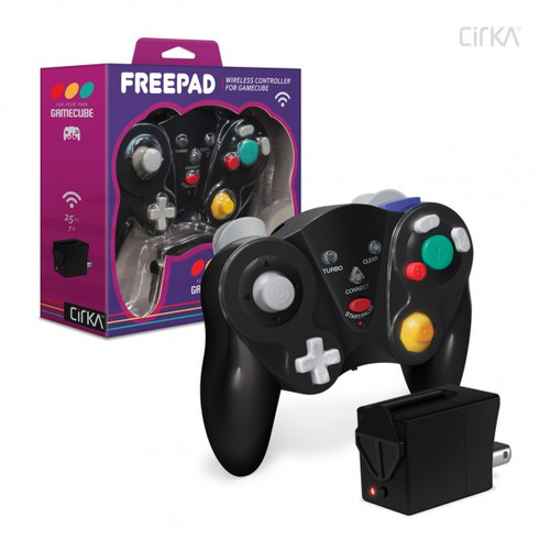 "GameCube CirKa ""FreePad"" Wireless Controller"
