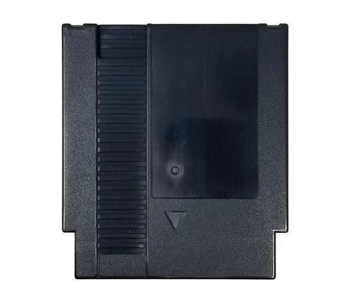 *PITCH BLACK* EverDrive-N8 NES Cart Shell