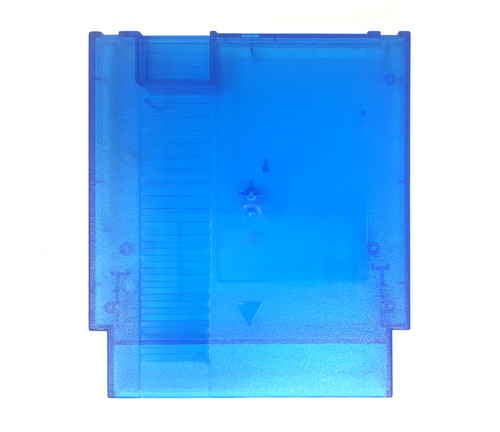 *OCEAN BLUE* EverDrive-N8 NES Cart Shell