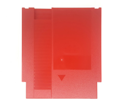 *FLAME RED* EverDrive-N8 NES Cart Shell