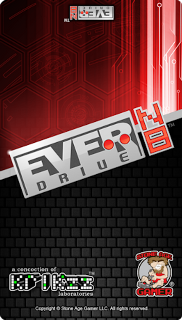 EverDrive-N8 Front Label (NES)