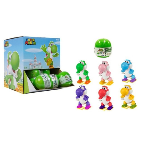 "Yoshi Wind Up - ""Blind Box"" Egg"