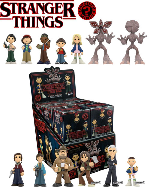 Stranger Things Mini Figure Series (Blind Box)