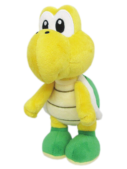 PLUSH Koopa Troopa 8""