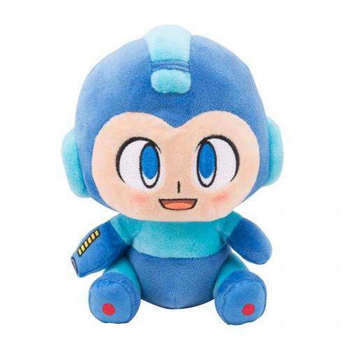 """PLUSH Mega Man 6"""" (Stubbins)"""
