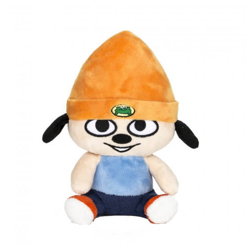 "PLUSH PaRappa the Rappa 6"" (Stubbins)"