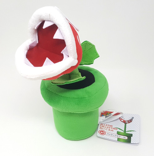 PLUSH Piranha Plant 9-inch (Nintendo )
