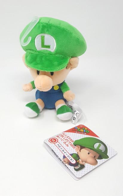 PLUSH Baby Luigi 6-inch (Nintendo)