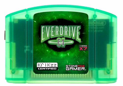 EverDrive64 X7 (Funtastic Mint)