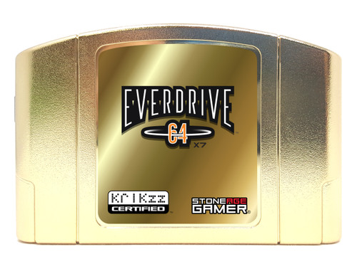 EverDrive64 X7 (Gold)