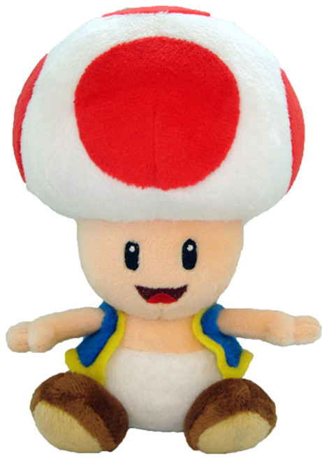 PLUSH Toad 8 Inch (Various Colors)