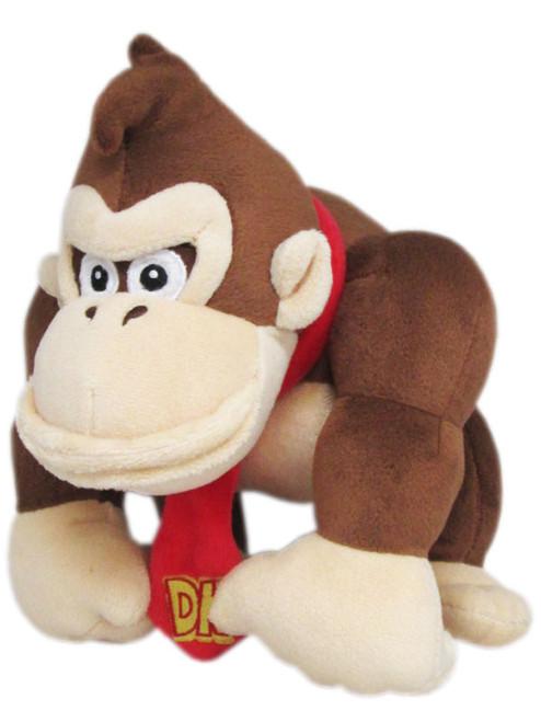 PLUSH Nintendo Donkey Kong 10-inch