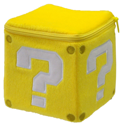 PLUSH Coin Box 5 inch