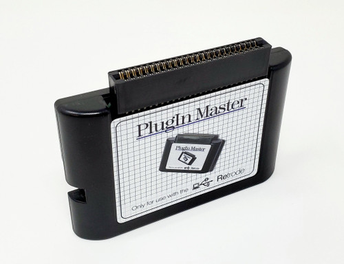 Master System Adapter for Retrode 2 - Rip & Play Sega Master System Roms
