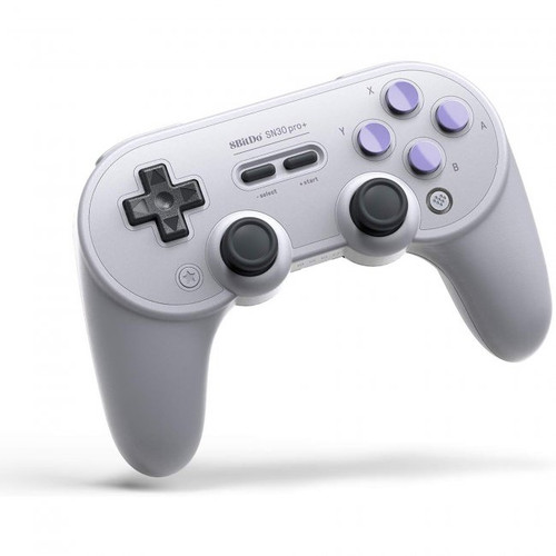 8Bitdo SN30 Pro+ Bluetooth Controller (Windows, Android, macOS, Switch, Raspberry Pi)