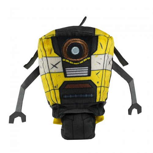 "PLUSH Claptrap: Borderlands 6"" (Stubbins)"