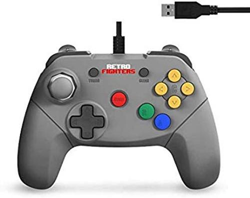 Brawler64 USB Edition Nintendo 64 Style Controller - Nintendo Switch/ Mac/ PC Controller