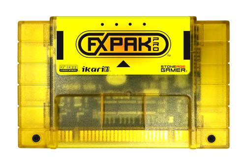 FXPAK Pro (Citrus) [N. America]