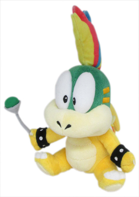 PLUSH Lemmy Koopa - 8 inch