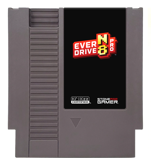 EverDrive-N8 Pro (Base Gray) [NES]