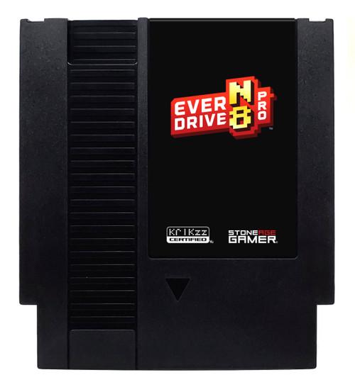 EverDrive-N8 Pro (Base Black) [NES]