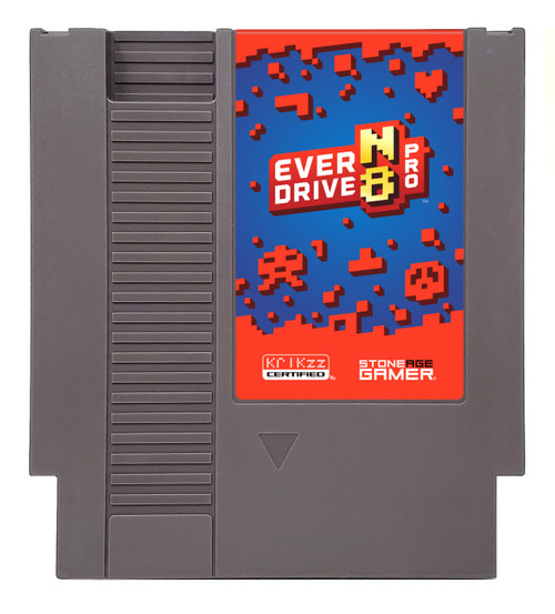 EverDrive-N8 Pro (Jumpman Gray) [NES]