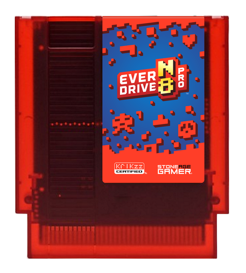 EverDrive-N8 Pro (Jumpman Red) [NES]
