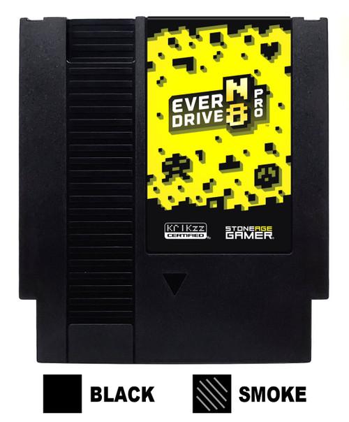 EverDrive-N8 Pro (Black Sun) [NES]