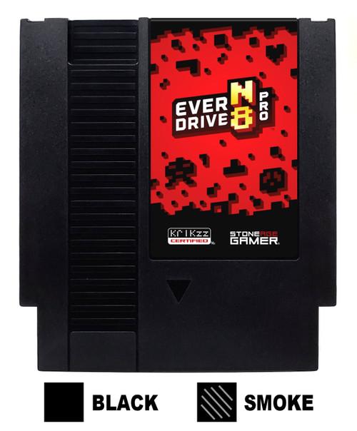 EverDrive-N8 Pro (Black Core) [NES]