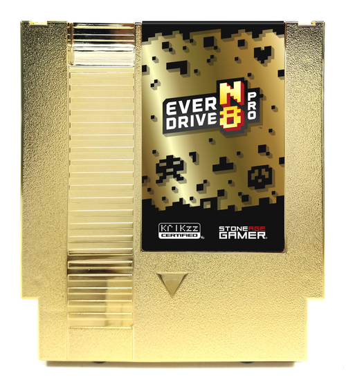 EverDrive-N8 Pro (Gold) [NES]