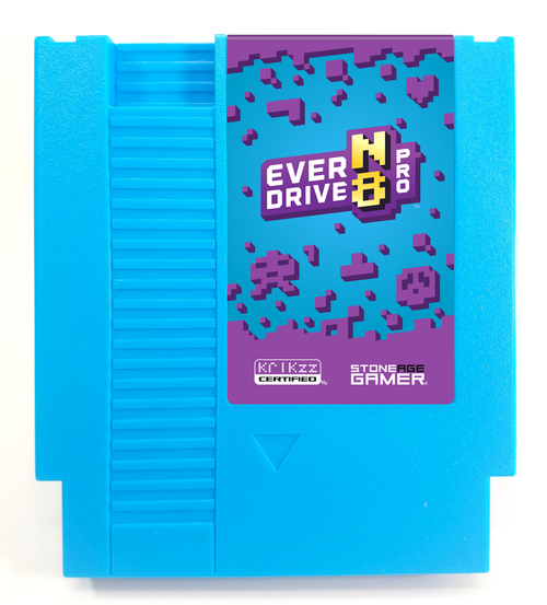EverDrive-N8 Pro (Monster) [NES]