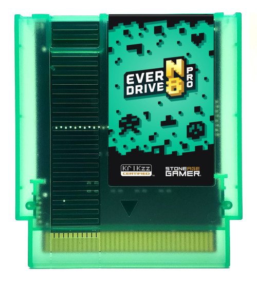EverDrive-N8 Pro (Peppermint) [NES]