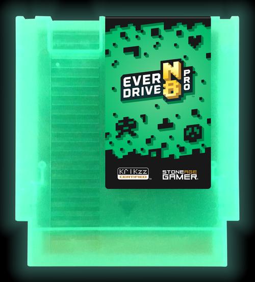 EverDrive-N8 Pro (Radioactive) [NES]