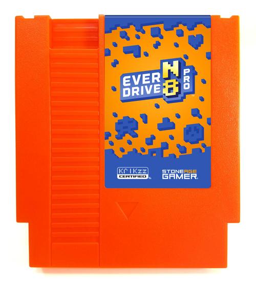 EverDrive-N8 Pro (Hazard) [NES]