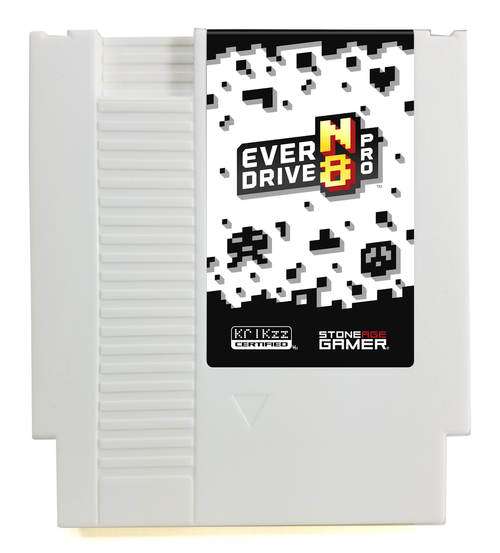 EverDrive-N8 Pro (Winter Night) [NES]