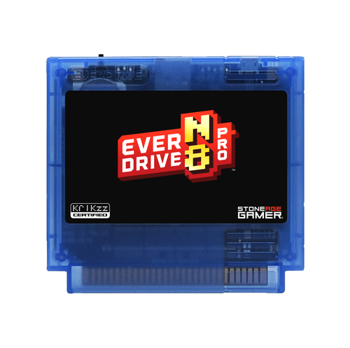 EverDrive-N8 Pro (Base - Blue) [Famicom]