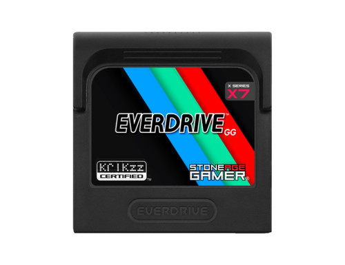 EverDrive-GG X7 (RGB Stripe)